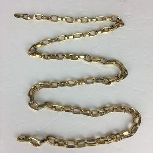 Guy Laroche Paris Vintage Men's Gold-Tone Necklace